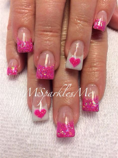 .60 best valentines day nails designs for 2018 beautybigbang