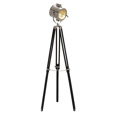 brilliant target tripod floor l with wood coffee table