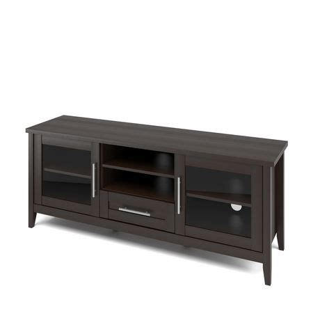 tv bench walmart corliving tjk 683 b jackson tv bench in espresso finish