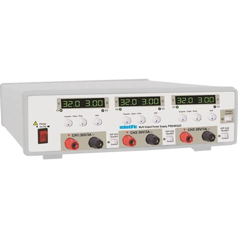 dual output bench power supply dual 32 v 3a power supply