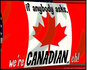 so you can speak canadian english, eh? | idiot's guide to