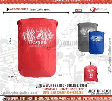 Kaos Yogs Merah Varian Keren cover ns 25l toko jaket respiro jaket