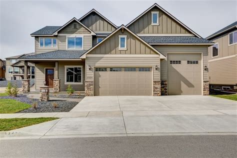 house plans with rv garage rv garage craftsman exterior seattle by spokane