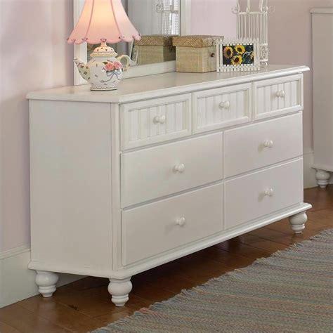 Hillsdale Westfield Dresser by Hillsdale Westfield White Finish Dresser Ebay