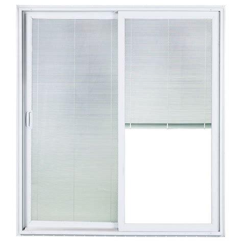 Patio Doors 144 X 80 Plygem 72 In X 80 In Left Sliding Patio Door With