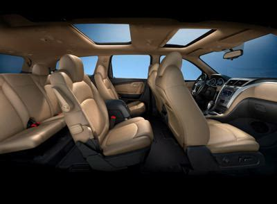 2017 chevrolet traverse sunroof | gm authority