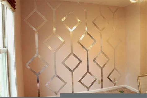paint patterns for walls diy wall painting design ideas tips