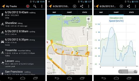 track my android best android apps for biking and cycling