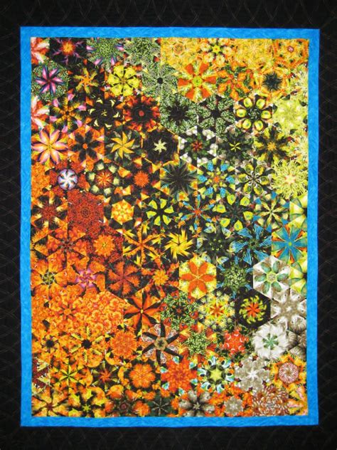 Kaleidoscope Patchwork Quilt Pattern - quilts with kaleidoscope patterns hgtv