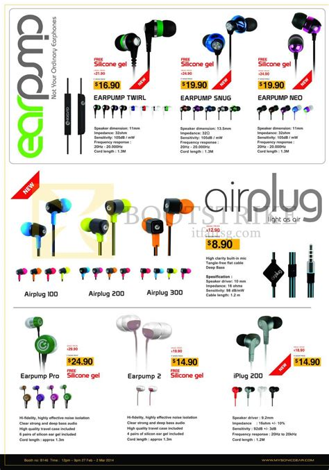 Headset Sonic Gear Hs Loop Ii X Warna Stok leap frog sonic gear earphones earpump twirl snug neo