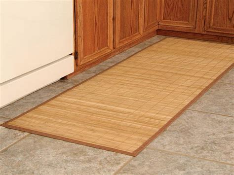 Bamboo Floor Mat Runner by Accessories Bamboo Floor Mat For Your Personal Room