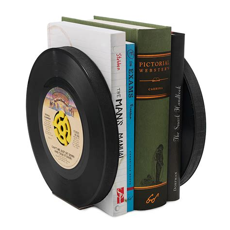 twenty trendy bookends that will liven up your shelves living in a shoebox