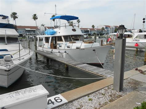 boat trader trawlers 1982 used marine trader europa trawler boat for sale