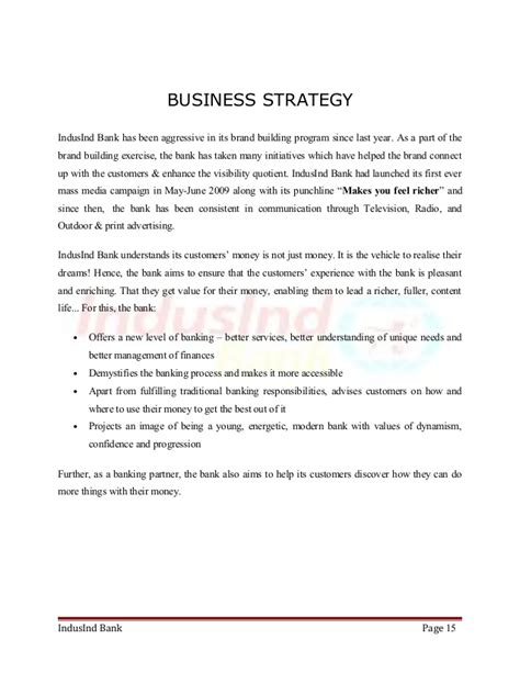 Mba Project On Green Banking by Mba Project Report On Hdfc Bank