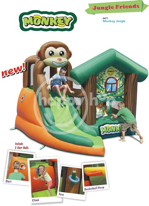 Happy Hop Monkey Jungle 9471 monkey jungle swiftech company ltd