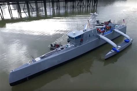 sea hunt boats new orleans us navy s sub hunting drone ships will hit the open ocean