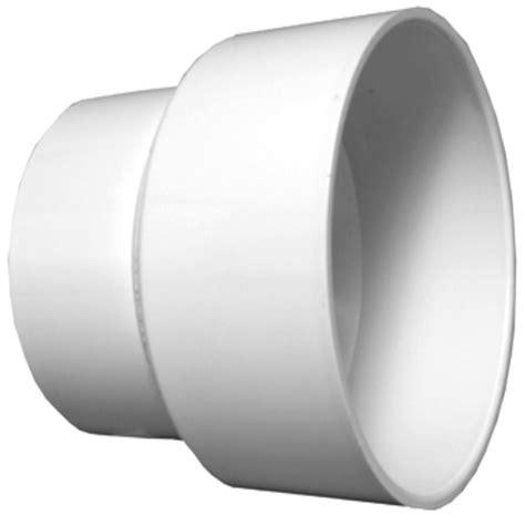 Reducer Pvc shop pipe 6 in dia pvc reducing bushing fitting