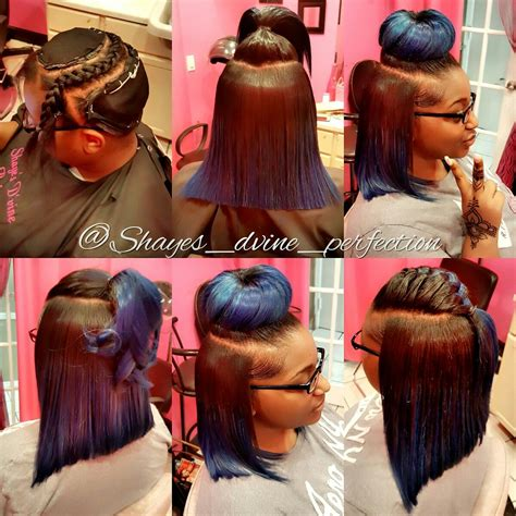 quick weave hairstyle ideas pronto quick weave ig shayes dvine perfection fb shayes