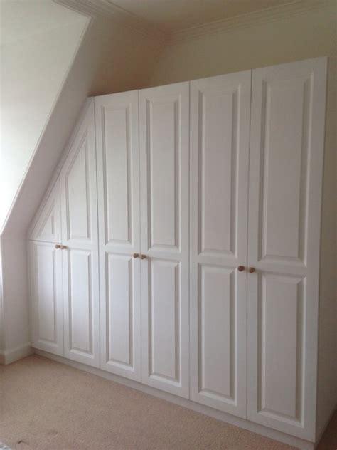 built  cupboards craftsman bedroom glasgow  stange kraft