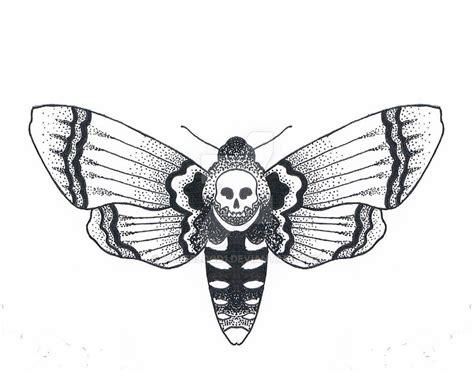 death moth by cakeblood1 on deviantart
