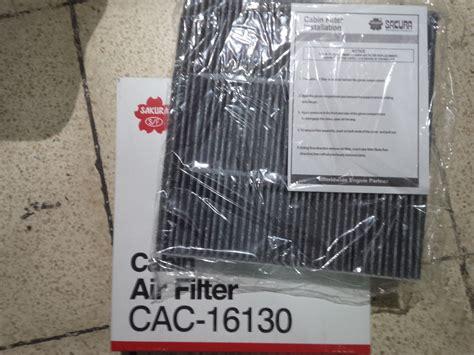 Filter Udara All New Jazz Rs 13 17 Brv 03 21 16 pinassotte