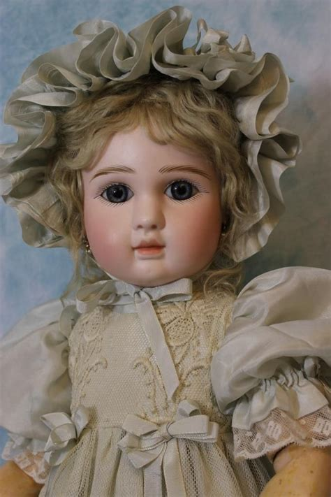 what is a bisque doll 353 best antique steiner dolls images on