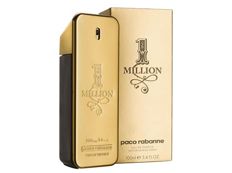 Parfume 1 Million paco rabanne one million edt 100ml chel