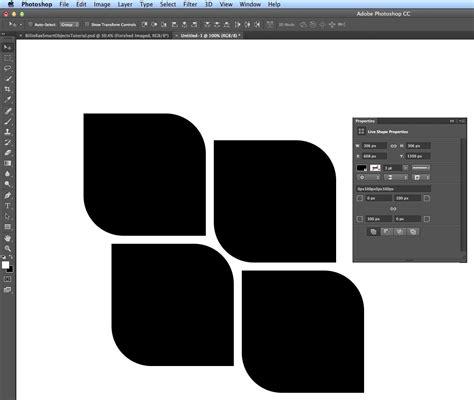 adobe photoshop shapes tutorial photoshop tutorial how to use photoshop cc s new shapes