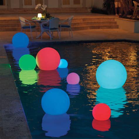 floating led pool lights floating pool lights for wedding