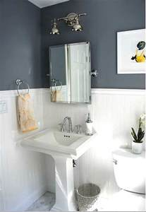 half bathroom makeovers before and after updating a half bath and laundry