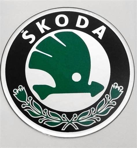 Auto Z Logo Konia by Nov 233 Logo škoda Pre Fabiu A Roomster Foto Gal 233 Ria