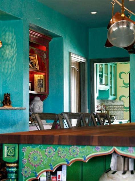 Mexican Bathroom Ideas 30 frische farbideen f 252 r wandfarbe in t 252 rkis
