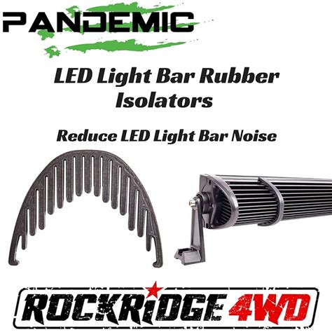 how to stop radio interference from led lights stop unwanted light bar noise with pandemic led light