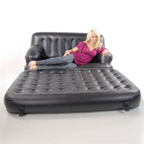 smart air beds    ez super full size inflatable sofa