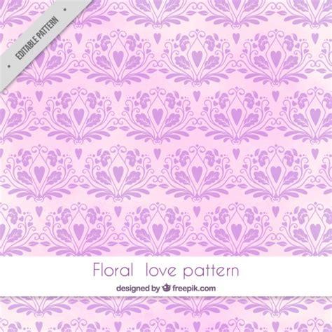 ornamental pattern ai watercolor ornamental pattern in purple vector free download
