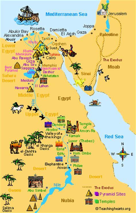 ancient clipart egypt map pencil   color ancient