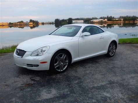 2008 lexus sc 430 for sale carsforsale