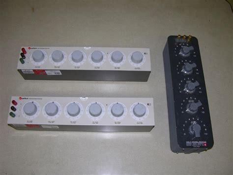 decade resistor uses decade resistor