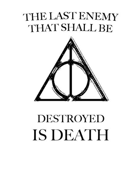 deathly hallows tattoo design by godofph on deviantart