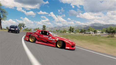 hoonigan drift cars forza horizon hoonigan dlc how are these cars