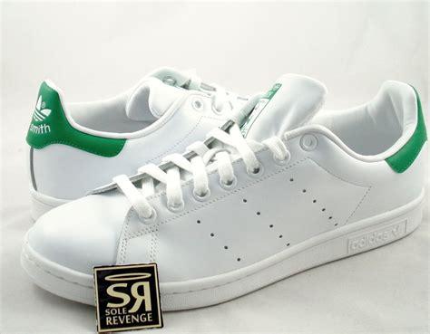 New Sneakers M Putih new adidas originals stan smith shoes running white fairway m20324 green ebay