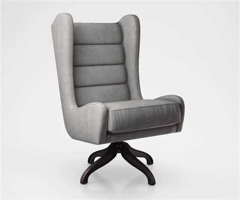 Swivel Wing Chair Design Ideas West Elm Swivel Desk Chair Chair Design Ideas