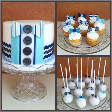Bow Tie Baby Shower Ideas by Bow Tie Baby Shower Small Bow Ties Were Made Using