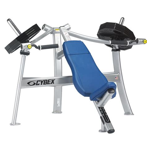 cybex incline bench cybex plate loaded incline press