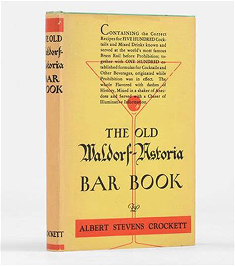 astoria classic reprint books vintage cocktail books a recipe for collecting