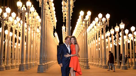 Lights In La by Lacma S Light To Go Reporter