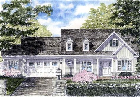 colonial ranch house plans cape cod colonial cottage country ranch house plan 94185