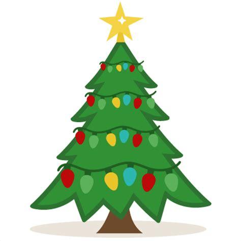cute tree christmas pinterest christmas tree scrapbook cut file cute clipart files for