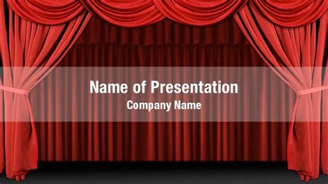 Stage Powerpoint Templates Stage Powerpoint Backgrounds Templates For Powerpoint Microsoft Powerpoint Templates Theatre