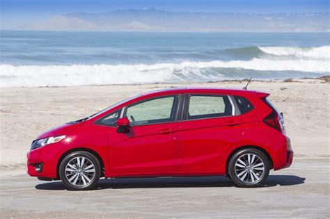 2017 honda fit reviews and rating motor trend